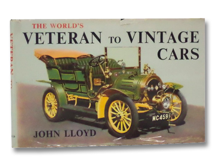 The World's Veteran to Vintage Cars, Lloyd, John