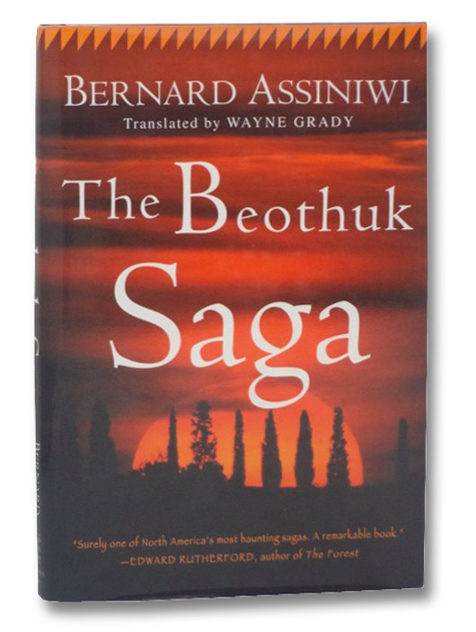 The Beothuk Saga, Assiniwi, Bernard