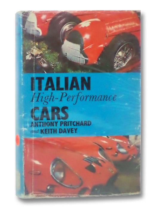 Italian High-Performance Cars, Pritchard, Anthony; Davey, Keith