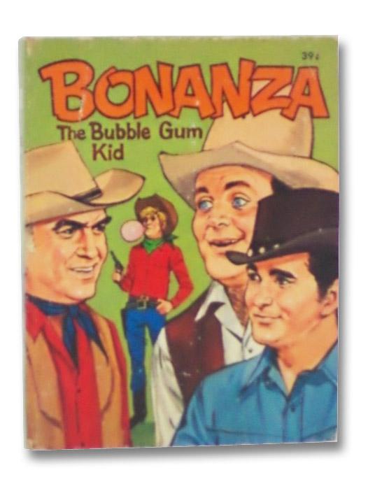 Bonanza: The Bubble Gum Kid (Big Little Books 2, Whitman 2002), Elrick, George S.