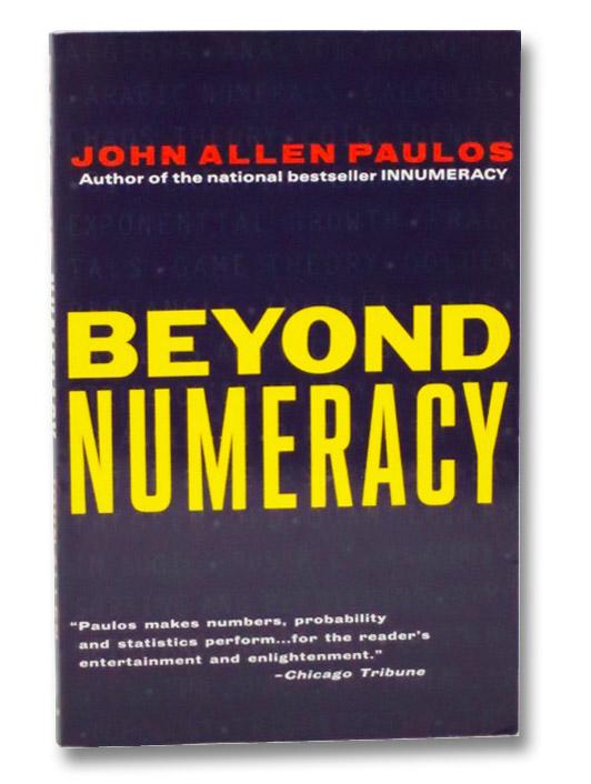 Beyond Numeracy, Paulos, John Allen