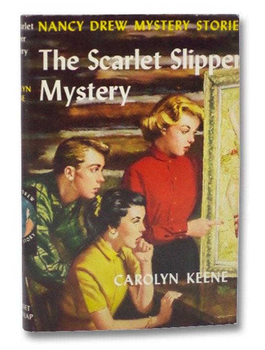 The Scarlet Slipper Mystery (Nancy Drew No. 32), Keene, Carolyn
