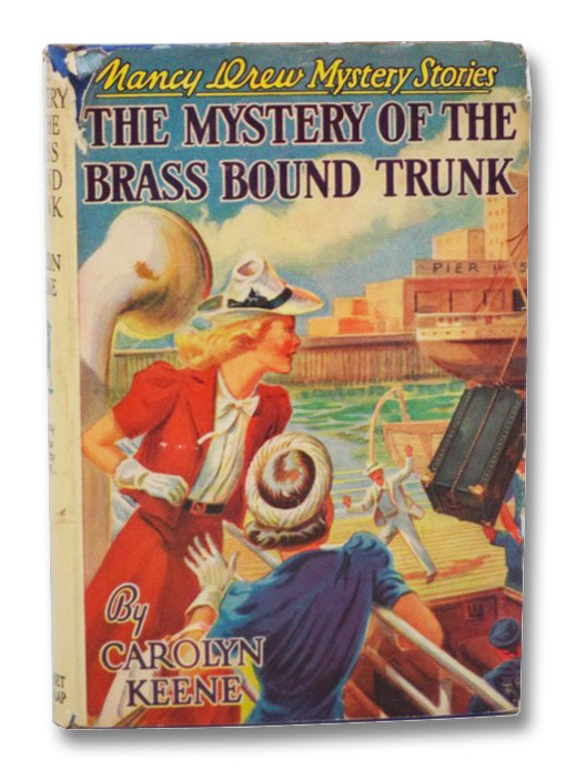 The Mystery of the Brass Bound Trunk (Nancy Drew No. 17), Keene, Carolyn