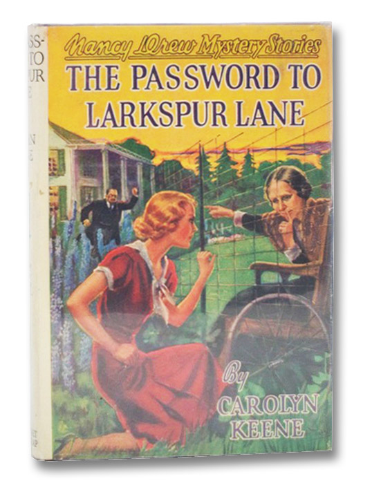 The Password to Larkspur Lane (Nancy Drew No. 10), Keene, Carolyn