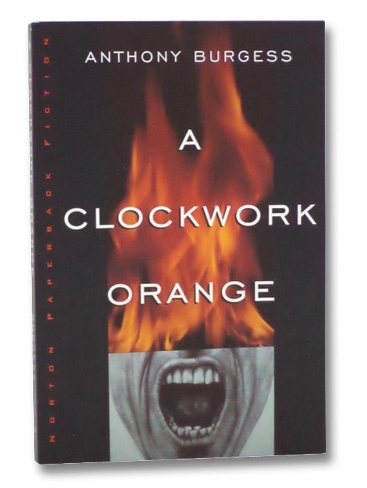 A Clockwork Orange, Burgess, Anthony