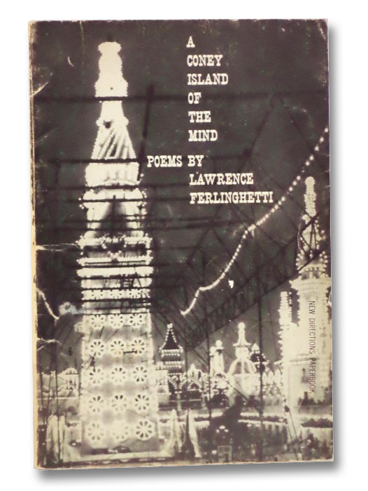 A Coney Island of the Mind: Poems (New Directions Paperbook No. 74), Ferlinghetti, Lawrence