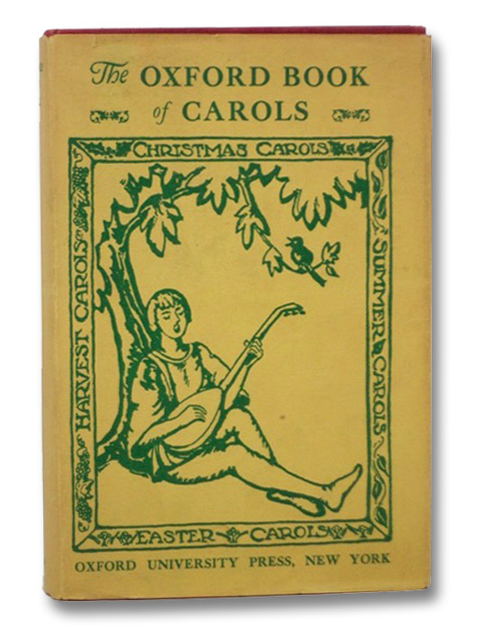The Oxford Book of Carols, Dearmer, Percy
