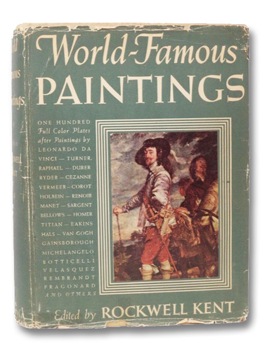 World-Famous Paintings, Kent, Rockwell