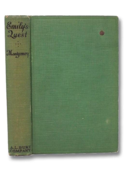 Emily's Quest, Montgomery, L.M.
