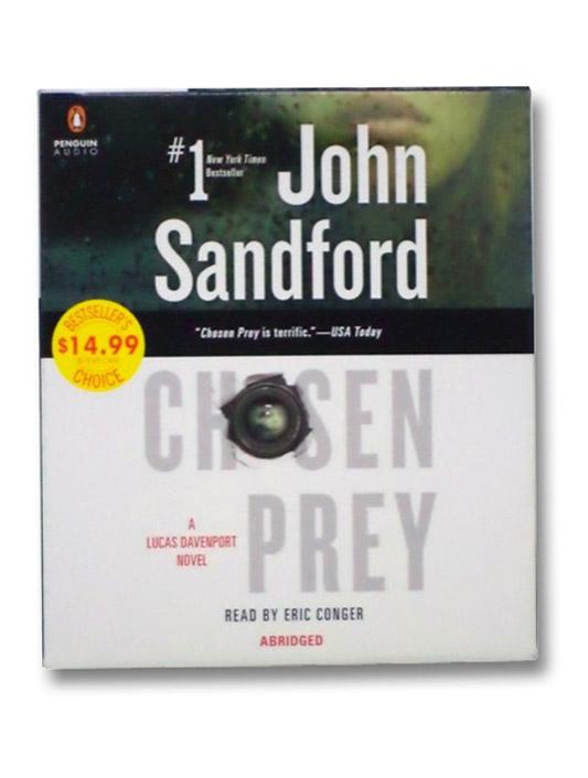Chosen Prey (A Prey Novel), Sandford, John