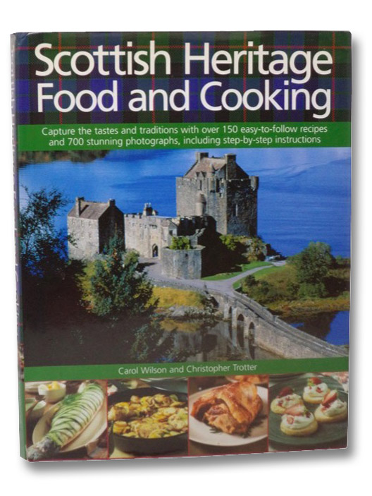 Scottish Heritage Food and Cooking, Wilson, Carol