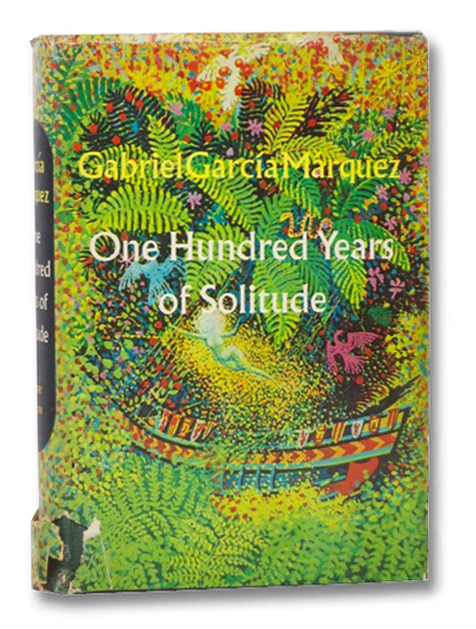 One Hundred Years of Solitude, Marquez, Gabriel Garcia; Rabassa, Gregory