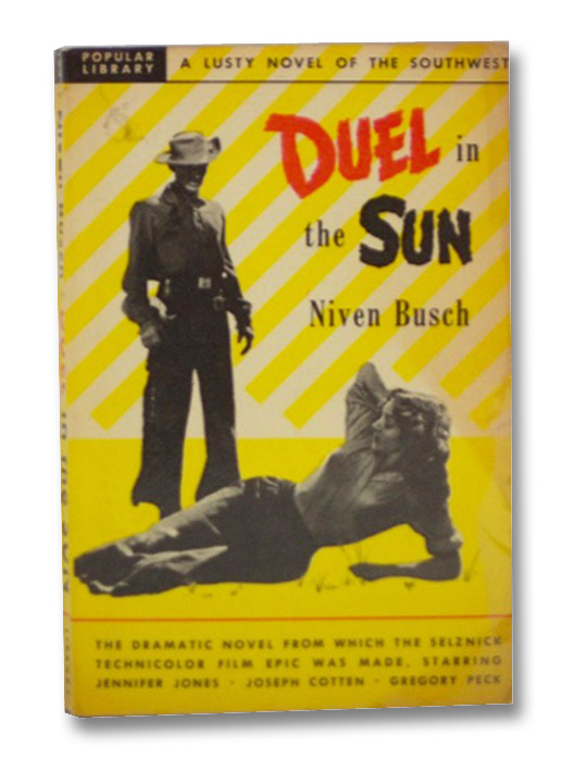 Duel in the Sun (Popular Library 102), Busch, Niven