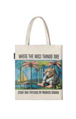 Where the Wild Things Are Tote Bag, Out of Print