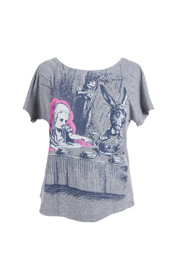 Alice in Wonderland (Dolman) - Women's Small, Out of Print