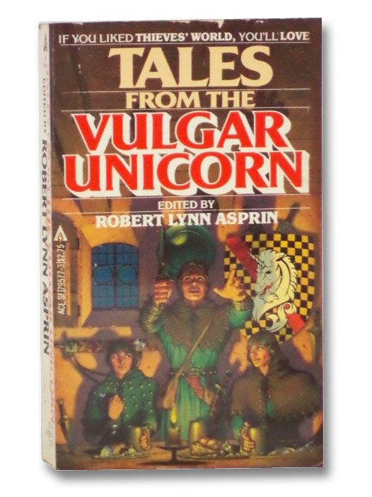 Tales from the Vulgar Unicorn (Thieves' World), Asprin, Robert Lynn