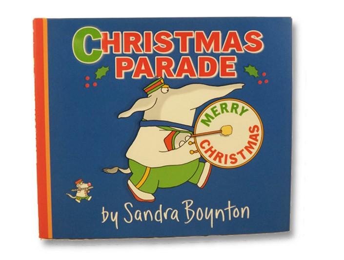 Christmas Parade, Boynton, Sandra