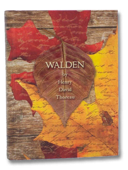 Walden (Fall River Press Edition), Thoreau, Henry David