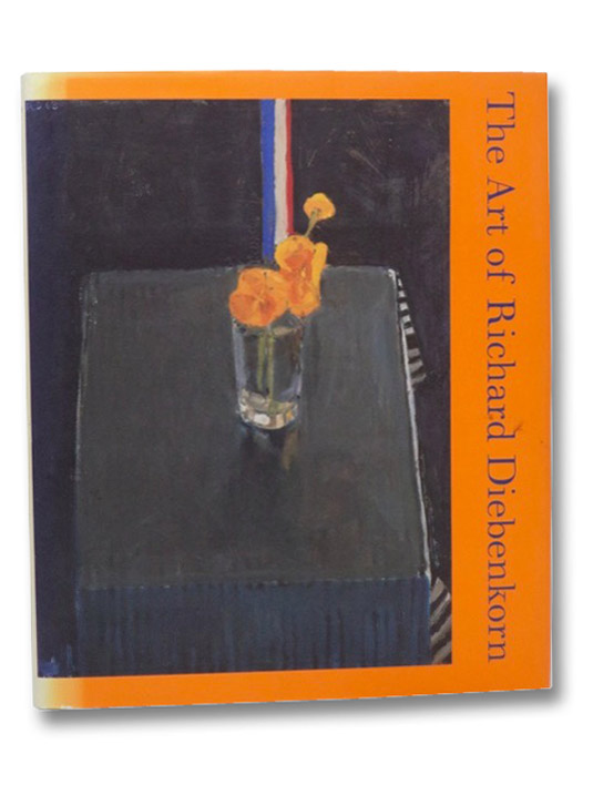 The Art of Richard Diebenkorn, Diebenkorn, Richard; Livingston, Jane; Elderfield, John; Fine, Ruth E.