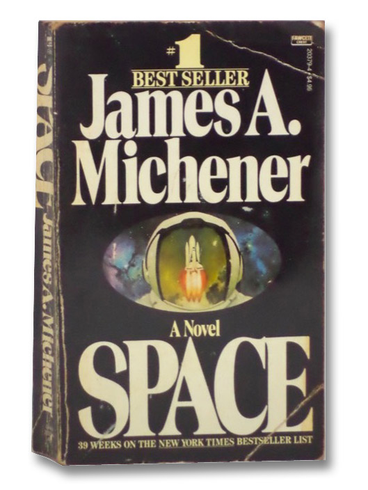 Space: A Novel, Michener, James A.