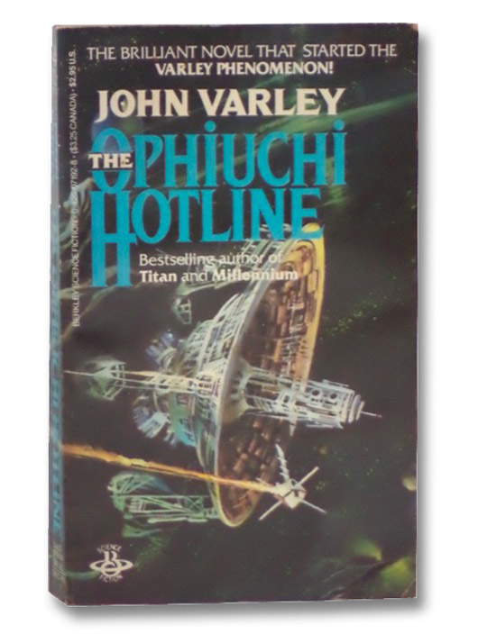 The Ophiuchi Hotline, Varley, John