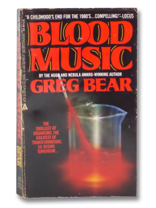Blood Music, Bear, Greg
