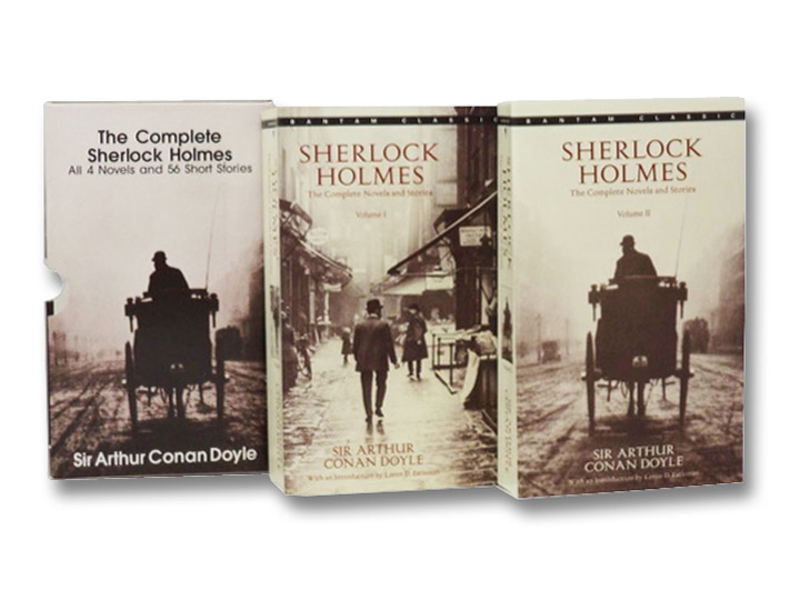Sherlock Holmes: The Complete Novels and Stories (2 Volumes), Doyle, Sir Arthur Conan