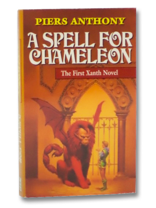A Spell for Chameleon (Xanth, Book 1), Anthony, Piers
