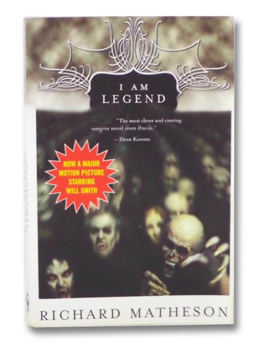 I Am Legend, Matheson, Richard