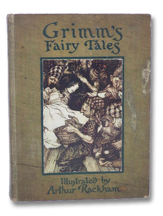 The Fairy Tales of the Brothers Grimm, The Brothers Grimm; Lucas, Edgar