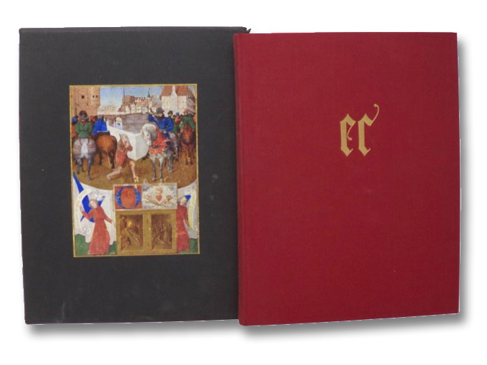 The Hours of Etienne Chevalier, Fouquet, Jean