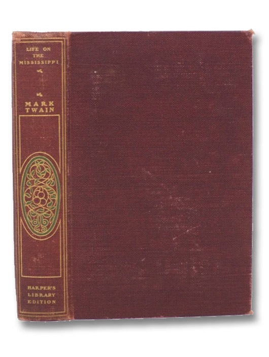 Life on the Mississippi (Illustrated), Twain, Mark