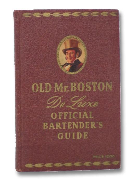Old Mr. Boston de Luxe Official Bartender's Guide, Cotton, Leo