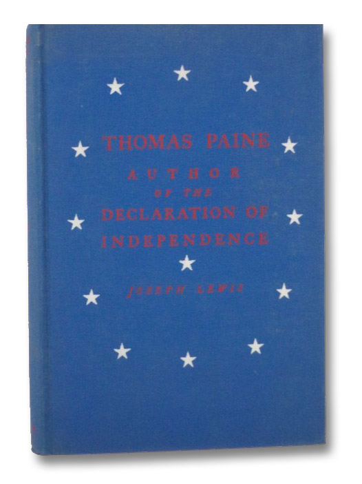 Thomas Paine, Author of the Declaration of Independence, Lewis, Joseph