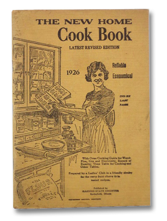 The New Home Cook Book