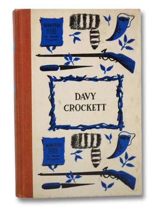 Davy Crockett (Junior Deluxe Editions), Rourke, Constance; Seaton, Walter