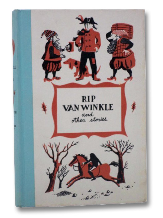 Rip Van Winkle and Other Stories (Junior Deluxe Editions), Irving, Washington; Suba, Susanne