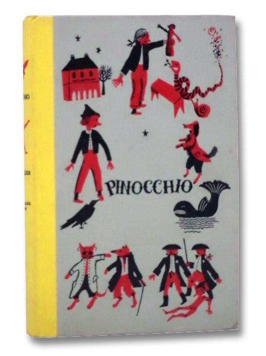 [The Adventures of] Pinocchio (Junior Deluxe Editions), Collodi, Carlo; MacDonald, Roberta