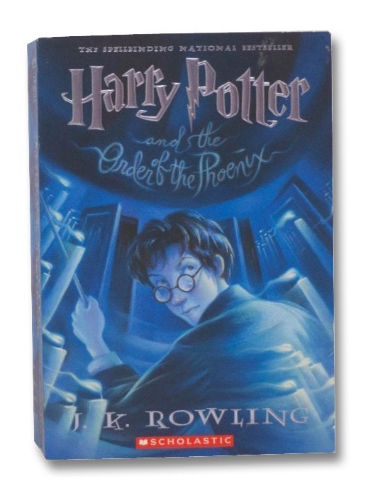 Harry Potter and the Order of the Phoenix (Book 5), Rowling, J.K.
