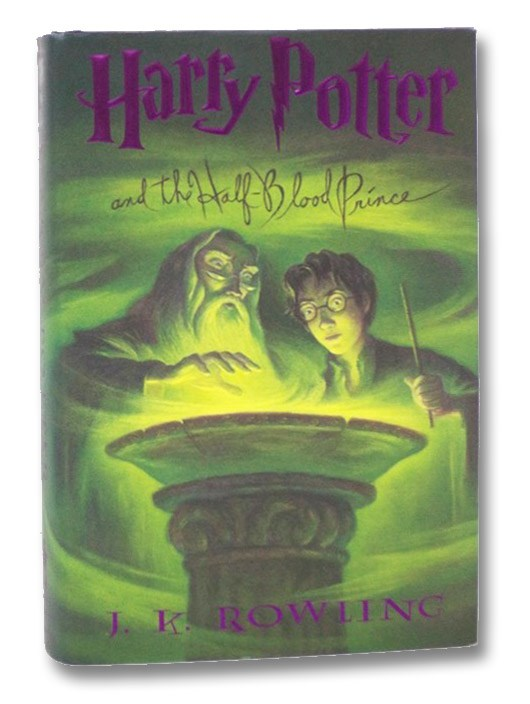 Harry Potter and the Half-Blood Prince (Year 6), Rowling, J.K.