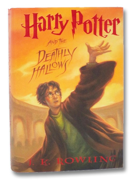 Harry Potter and the Deathly Hallows (Book 7), Rowling, J.K.