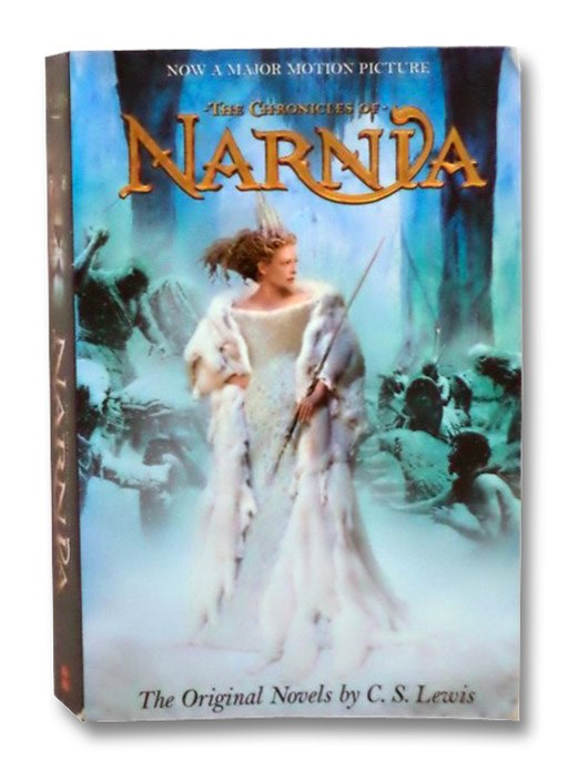 The Chronicles of Narnia (Movie Tie-in), Lewis, C.S.