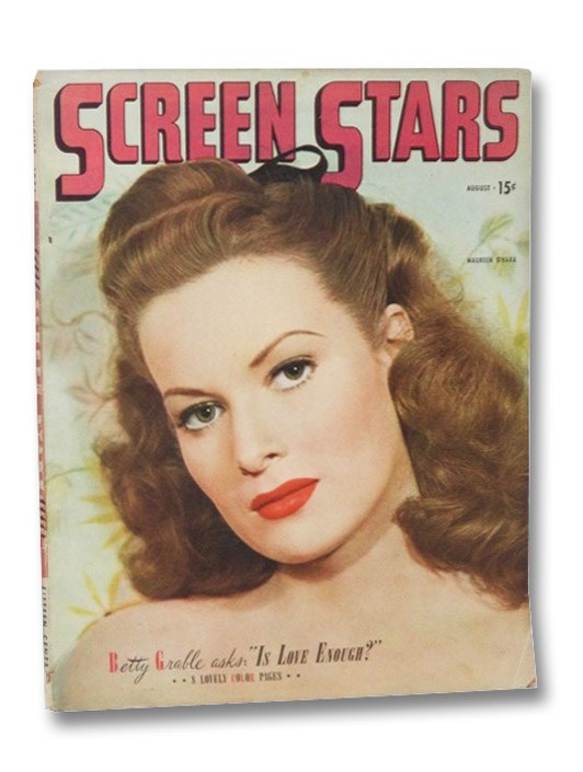 Screen Stars (August, 1945, Vol. 3, No. 5)