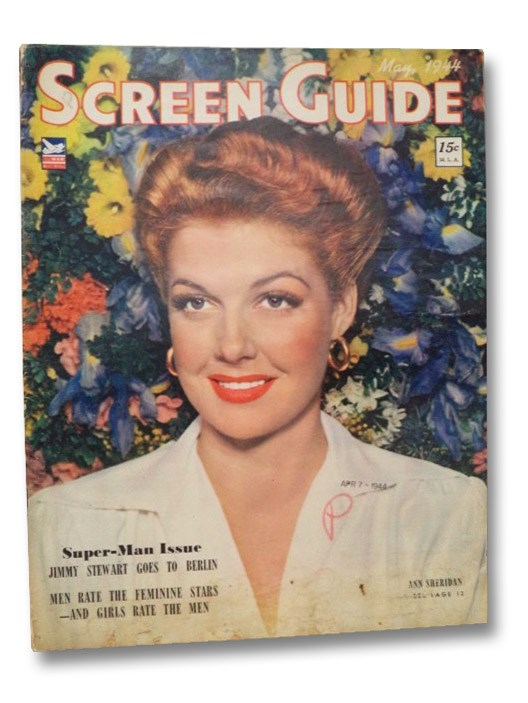 Screen Guide Magazine: May 1944, Schroeder, Carl A.