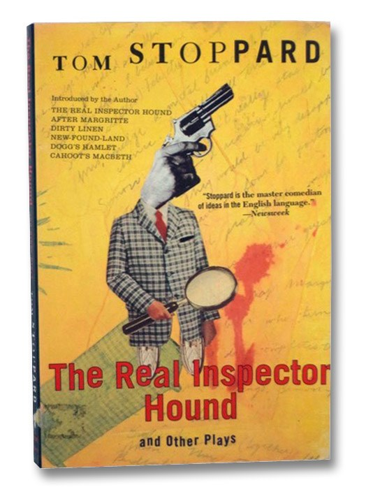The Real Inspector Hound and Other Plays, Stoppard, Tom