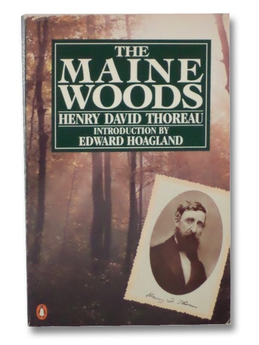 The Maine Woods (Penguin Nature Library), Thoreau, Henry D.
