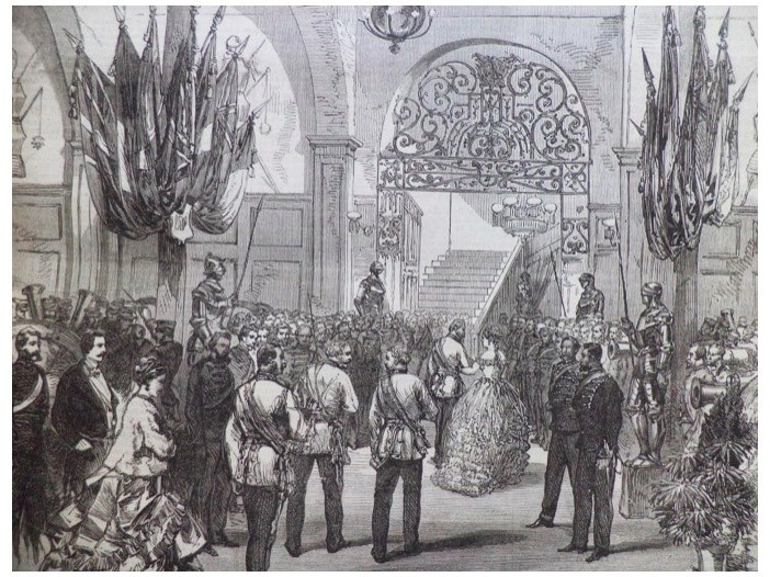 The Illustrated London News. Vol. LVI., Jan. to June 1870 [Volume 56, Nos. 1574-1600]