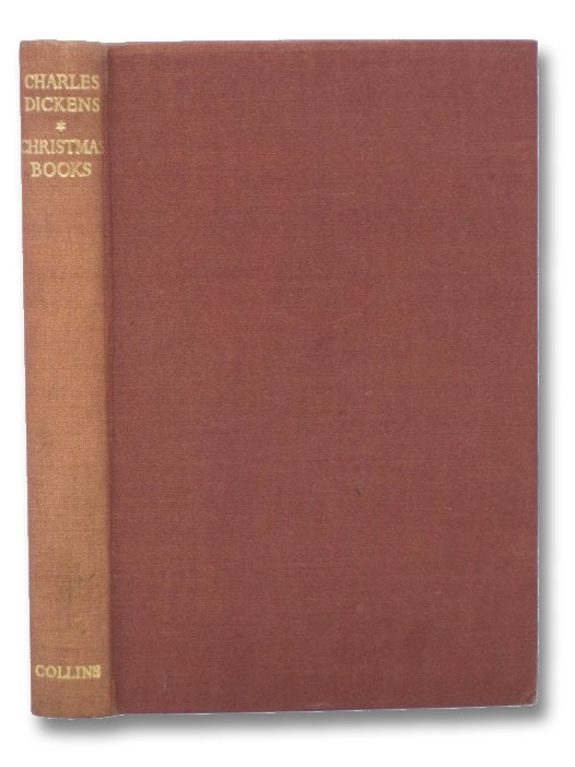 Christmas Books (Library of Classics), Dickens, Charles; Chesterton, G.K.