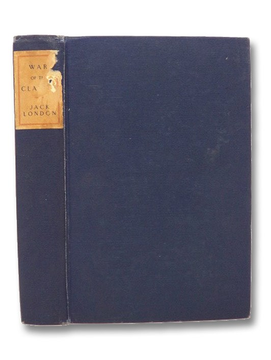 War of the Classes (Macmillan's Standard Library), London, Jack