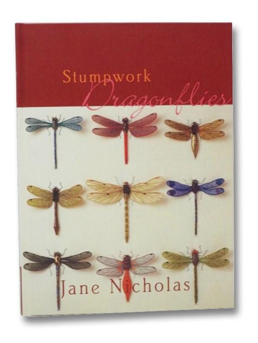 Stumpwork Dragonflies, Nicholas, Jane